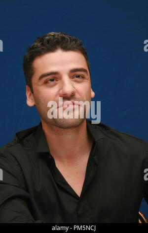 Oscar Isaac 'Sucker Punch'  Portrait Session, March 19, 2011.  Reproduction by American tabloids is absolutely forbidden. File Reference # 30908 023JRC  For Editorial Use Only -  All Rights Reserved - Stock Photo