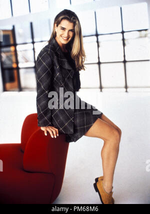 Film Still from 'Suddenly Susan' Brooke Shields 1996   File Reference # 31042222THA  For Editorial Use Only - All Rights Reserved - Stock Photo