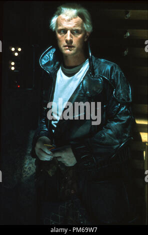 Rutger Hauer, 'Blade Runner' 1982 - Stock Photo