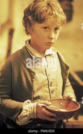 Film Still from 'Masterpiece Theatre: Oliver Twist' Sam Smith 1999 - Stock Photo