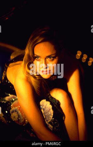 Film Still from 'Casino' Sharon Stone © 1995 Universal Pictures   File Reference # 31043561THA  For Editorial Use Only - All Rights Reserved - Stock Photo