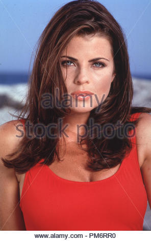 Film Still from 'Baywatch' Yasmine Bleeth © 1995 All American TV  File Reference # 31043626THA  For Editorial Use Only - All Rights Reserved - Stock Photo