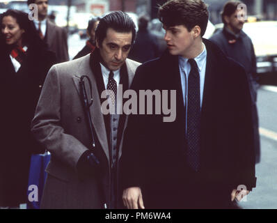 Film Still From Scent Of A Woman Gabrielle Anwar Al Pacino 1992