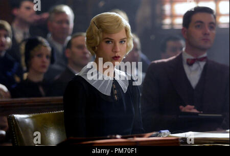 Film Still / Publicity Still from 'Chicago' Renee Zellweger © 2002 Miramax - Stock Photo