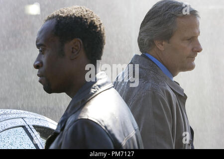 Film Still from 'Traitor' Don Cheadle, Jeff Daniels © 2008 Overture Films Photo credit: Rafy   File Reference # 307551063THA  For Editorial Use Only -  All Rights Reserved - Stock Photo