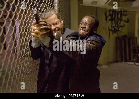 Film Still from 'Traitor' Guy Pearce, Don Cheadle © 2008 Overture Films Photo credit: Rafy   File Reference # 307551117THA  For Editorial Use Only -  All Rights Reserved - Stock Photo