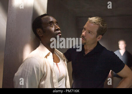 Film Still from 'Traitor' Don Cheadle, Guy Pearce © 2008 Overture Films Photo credit: Rafy   File Reference # 307551128THA  For Editorial Use Only -  All Rights Reserved - Stock Photo