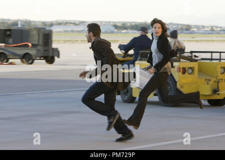 Film Still from 'Eagle Eye' Shia LaBeouf, Michelle Monaghan © 2008 Dream Works Photo Credit: Ralph Nelson   File Reference # 30755469THA  For Editorial Use Only -  All Rights Reserved - Stock Photo