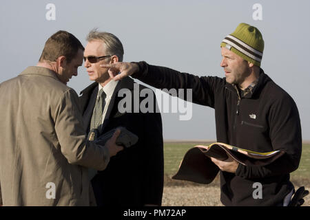 Film Still from 'Eagle Eye' Ethan Embry, Billy Bob Thornton, director D.J. Caruso © 2008 Dream Works Photo Credit: Ralph Nelson   File Reference # 30755487THA  For Editorial Use Only -  All Rights Reserved - Stock Photo