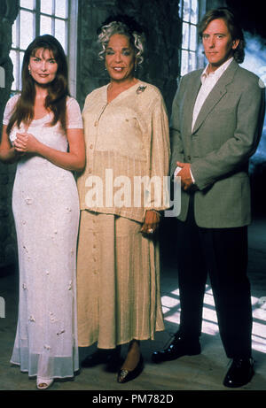 Film Still from 'Touched by an Angel' Roma Downey, John Dye, Della Reese © 1998 CBS  File Reference # 30996059THA  For Editorial Use Only -  All Rights Reserved - Stock Photo