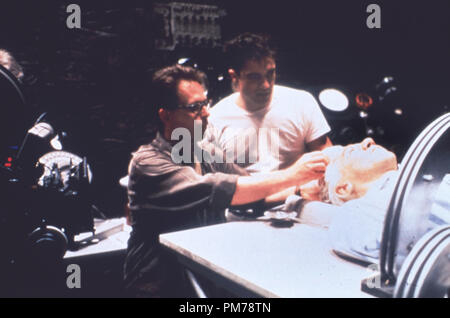Film Still from 'Gods and Monsters' Director Bill Condon, Brendan Fraser, Ian McKellen © 1998 Regency Entertainment  File Reference # 30996521THA  For Editorial Use Only -  All Rights Reserved - Stock Photo