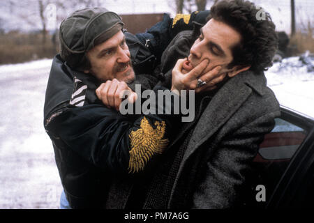 Film Still from 'Flirting with Disaster' David Patrick Kelly, Ben Stiller © 1996 Miramax Photo Credit: Barry Wetcher  File Reference # 31042542THA  For Editorial Use Only - All Rights Reserved - Stock Photo