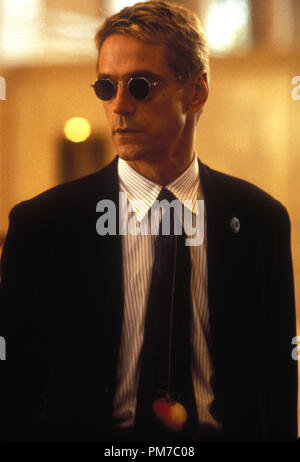 Film Still from 'Die Hard with a Vengeance' Jeremy Irons © 1995 20th Century Fox Photo Credit: Barry Wetcher  File Reference # 31043470THA  For Editorial Use Only - All Rights Reserved - Stock Photo