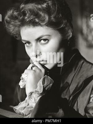 Ingrid Bergman,'Gaslight' 1944 MGM  File Reference # 31202 326THA