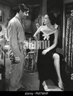 Clark Gable and Joan Crawford 'Strange Cargo' 1940 MGM File Reference # 31202 342THA - Stock Photo