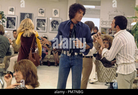 Studio publicity film still from 'Shampoo' Warren Beatty 1975 Columbia   File Reference # 31202 834THA - Stock Photo