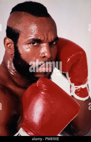 Studio Publicity Still from 'Rocky III' Mr. T © 1982 United Artists All Rights Reserved   File Reference # 31710121THA  For Editorial Use Only - Stock Photo