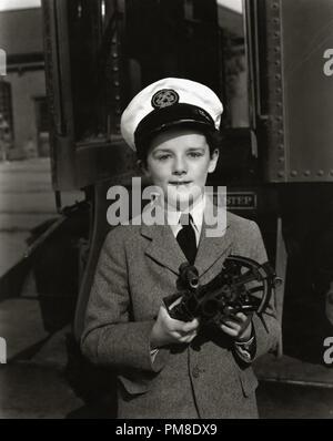 Freddie Bartholomew 'Captains Courageous' 1937 MGM File Reference # 31202_158THA - Stock Photo