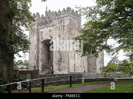 Bunratty Castle - Stock Photo