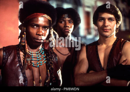Studio Publicity Still from 'The Warriors' David Harris, Brian Tyler, James Remar © 1979 Paramount  All Rights Reserved   File Reference # 31718026THA  For Editorial Use Only - Stock Photo