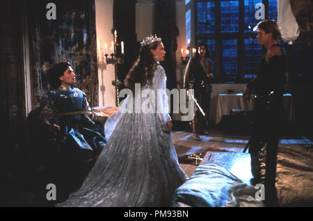 Studio Publicity Still from 'The Princess Bride' Chris Sarandon, Robin Wright Penn, Mandy Patinkin, Cary Elwes © 1987 20th Century Fox  All Rights Reserved   File Reference # 31697040THA  For Editorial Use Only