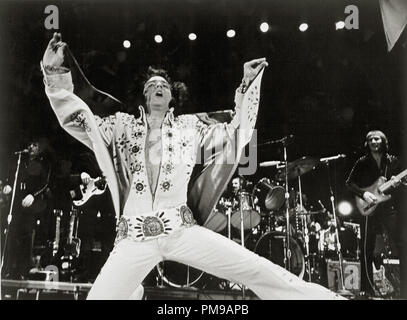 Elvis Presley,1972 MGM    File Reference # 31955 125THA - Stock Photo