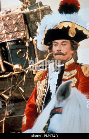 Studio Publicity Still from 'The Adventures of Baron Munchausen' John Neville © 1988 Columbia Photo Credit: Franco Bellomo All Rights Reserved   File Reference # 31694072THA  For Editorial Use Only