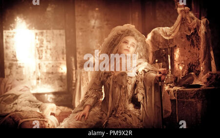 Helena Bonham Carter stars as Miss Havisham in Outsource Media Group's Great Expectations (2012) - Stock Photo