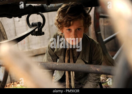 Toby Irvine stars as Young Pip in Outsource Media Group's Great Expectations (2012) - Stock Photo