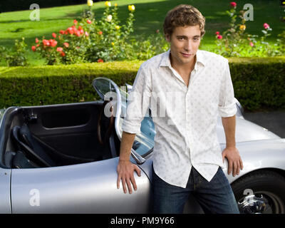 '90210' Pictured: Dustin Milligan as Ethan Ward - Stock Photo