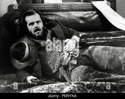 Studio Publicity Still: 'The Missouri Breaks' Jack Nicholson 1976 UA    File Reference # 31780 256THA - Stock Photo
