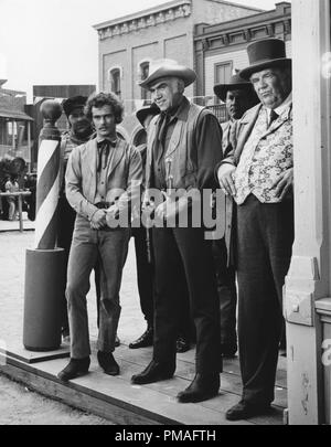 Lorne Greene in 'Bonanza' TV series circa 1969 © JRC /The Hollywood Archive - All Rights Reserved  File Reference # 32633 797JRC - Stock Photo