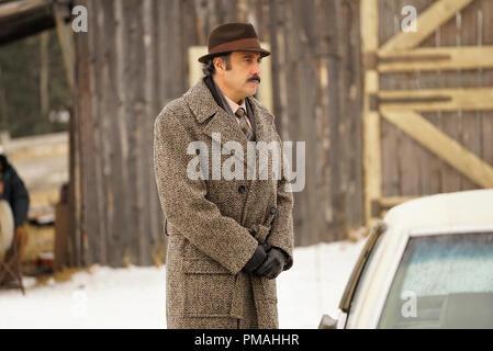 FARGO -- 'Before The Law' -- Episode 202 (Airs October 19, 10:00 pm e/p) Pictured: Brad Garrett as Joe Bulo. - Stock Photo