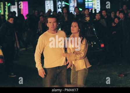 Lucas Black and Nathalie Kelley  'The Fast and the Furious: Tokyo Drift' (2006) - Stock Photo