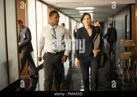 Tory Kittles and Julianne Moore  'Next' (2007) Paramount Pictures - Stock Photo