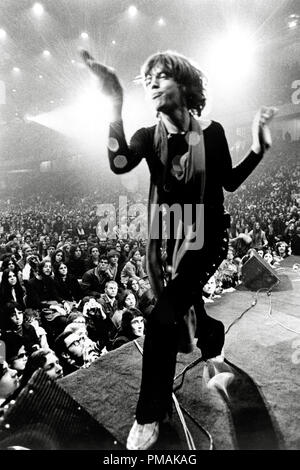 Mick Jagger, 'Gimme Shelter' (1970) 20th Century Fox  File Reference # 33300 361THA - Stock Photo