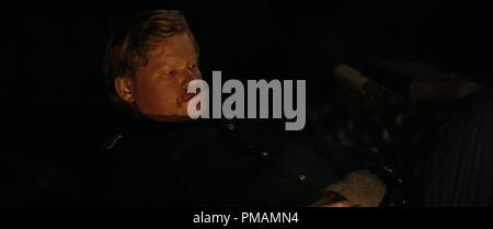 Jesse Plemons in Hostiles (2017) Entertainment Studios Motion Pictures - Stock Photo