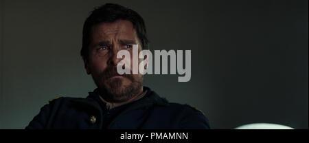 Christian Bale in Hostiles (2017) Entertainment Studios Motion Pictures - Stock Photo