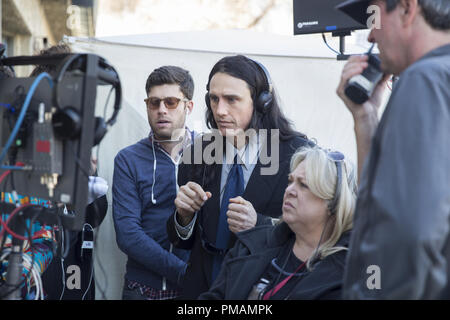 'The Disaster Artist' (2017) A24  Director-JAMES FRANCO - Stock Photo