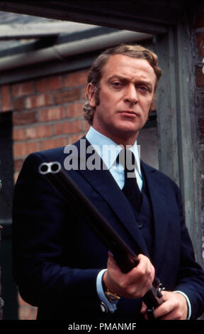 Studio Publicity Still: 'Get Carter'  Michael Caine  1971 MGM   File Reference # 32039 167THA - Stock Photo