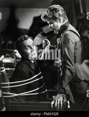 Charles Boyer, Ingrid Bergman, 'Gaslight', 1944 MGM   File Reference # 32557 272THA