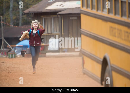 Chloë Grace Moretz stars in Columbia Pictures' 'The 5th Wave' - Stock Photo