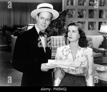 Dan Duryea, Joan Bennett, 'The Woman in the Window' (1944) RKO Radio Pictures File Reference # 33371 169THA - Stock Photo