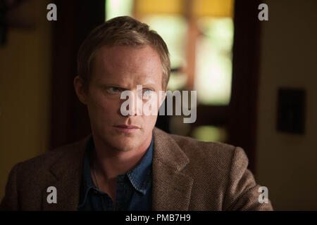 PAUL BETTANY as Max Waters in Alcon Entertainment's sci-fi thriller 'TRANSCENDENCE,' a Warner Bros. Pictures release. - Stock Photo