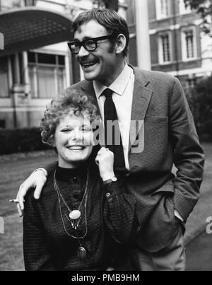 Peter O'Toole, Petula Clark, doing publicity for 'Goodbye Mr. Chips', 1968© JRC /The Hollywood Archive - All Rights Reserved File Reference # 32557 809THA - Stock Photo