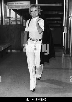 Petula Clark, 1974 © JRC /The Hollywood Archive - All Rights Reserved File Reference # 32557 819THA - Stock Photo