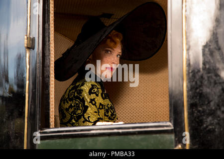 Cate Blanchett is the Stepmother in Disney's live-action feature CINDERELLA, directed by Kennth Branagh. - Stock Photo
