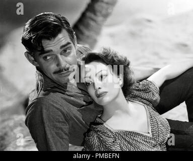 Clark Gable and Joan Crawford 'Strange Cargo' 1940 MGM  File Reference # 33371 694THA - Stock Photo