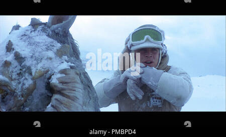 'Star Wars Episode V: The Empire Strikes Back' (1980)  File Reference # 32603_431THA - Stock Photo