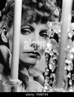 Greta Garbo, 'Anna Karenina' 1935 MGM File Reference # 32914_259THA - Stock Photo